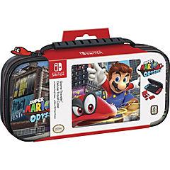 Estuche para consola Switch Mario Odyssey