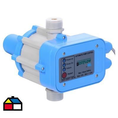 Controlador de Presi/ón de la Bomba de Agua Autom/ática Presostato Interruptor Electr/ónico de la Unidad de Control