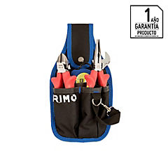 Bolso porta herramientas 4 bolsillos