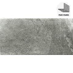 Porcelanato 30x 60 gris 1,08