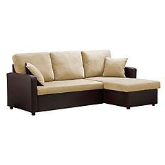 Sofa cama beige