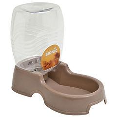 Dispensador de agua para gatos y perros ,beige,1500 ml
