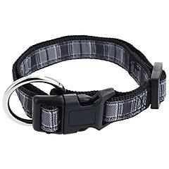 Collar ajustable de nylon para perro ,M