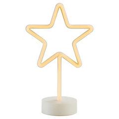 Figura neon estrella