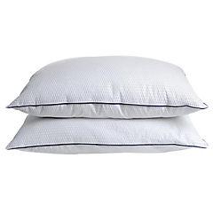 Pack 2 almohadas relleno sintetico viscoelastico