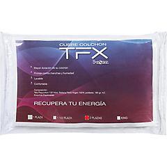 Cubre colchón tfx 150x200 cm 2 plazas long