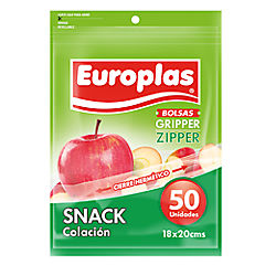 Bolsa hermetica europlas colación 50 unidades