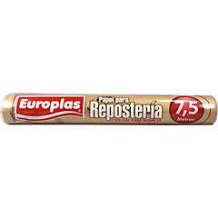 Papel reposteria europlas 7,5 m