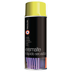 Set 6 Spray esmalte sintético brillanteante 485 ml bermellón
