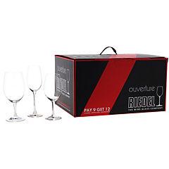 Set 12 copas de cristal 530 ml