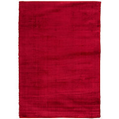 Alfombra Palace Shag rojo 160x230 cm