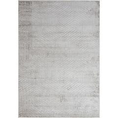 Alfombra Marseilles Línea 160x235 cm gris