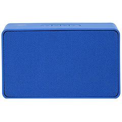 Parlante bluetooth elegant recargable 3 w Azul