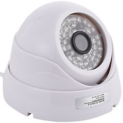 Cámara de seguridad domo CMOS 700 tvl GK-DP4001C-A