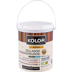 Sellador hidrorrepelente castaño 1 gl