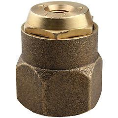 Boquilla bronce 180°