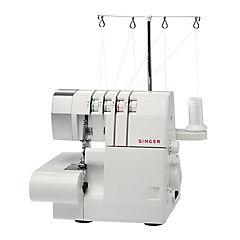 Maquina de coser overlock eléctrica