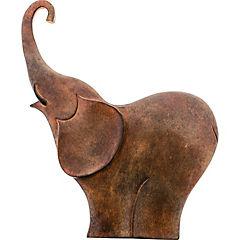 Elefante decoración muro 46 cm