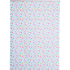 Cortina enrollable flores kids 150x250 cm