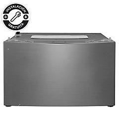 Lavadora carga superior 2 kg silver