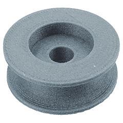 Rueda bandeja lavavajillas 3,5 cm 3d gris