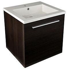 Mueble con lavamanos 52x48x52,5 cm