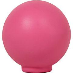 Perilla bola rosado mate 29 mm