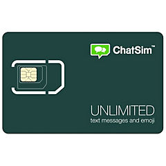 Sim card internacional chatsim world