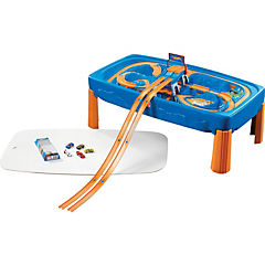 Mesa de juego hot wheels