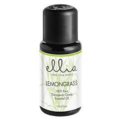 Aceite esencial terapéutico de lemongrass