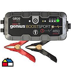 Partidor portátil de baterías 12 v y 400 a de potencia