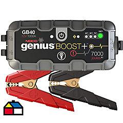 Partidor portátil de baterías 12 v y 1.000 a de potencia