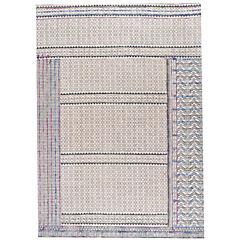Alfombra etnic collection 60x110 cm multicolor