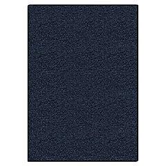 Alfombra Shaggy 120x170 cm azul