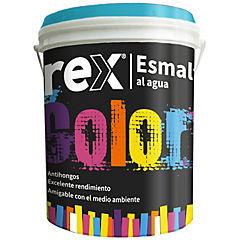 Pintura esmalte al agua 1 gl crema
