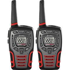 Kit radio intercomunicador 2 unidad 28 millas de alcance