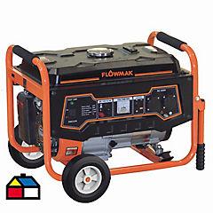 Generador bencinero 3,0 kva 7hp partida manual