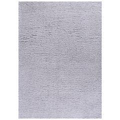 Alfombra Koala 160x230 cm gris