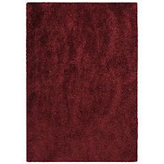 Alfombra Kioto 60x120 cm rojo