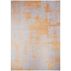 Alfombra Kyle Art 190x290 cm naranjo