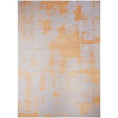 Alfombra Kyle Art 160x230 cm naranjo