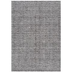 Alfombra handloom Reno 190x290 cm gris marfil