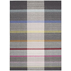 Alfombra loomknotted 160x230 cm multicolor