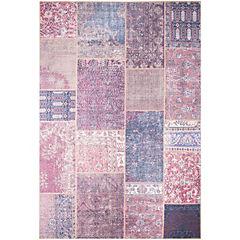 Alfombra Kyle Square 80x120 cm vintage