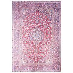 Alfombra Kyle Diamond 230x330 cm rojo