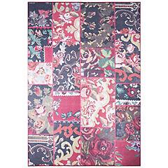Alfombra Kyle Flowers 230x330 cm rojo