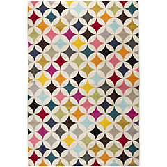 Alfombra Decora colección 120x170 cm multicolor