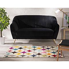 Alfombra Decora colección 100x150 cm multicolor