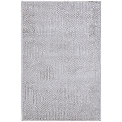 Alfombra Marseilles línea 80x120 cm gris