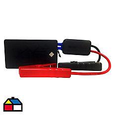 Partidor de batería con power bank